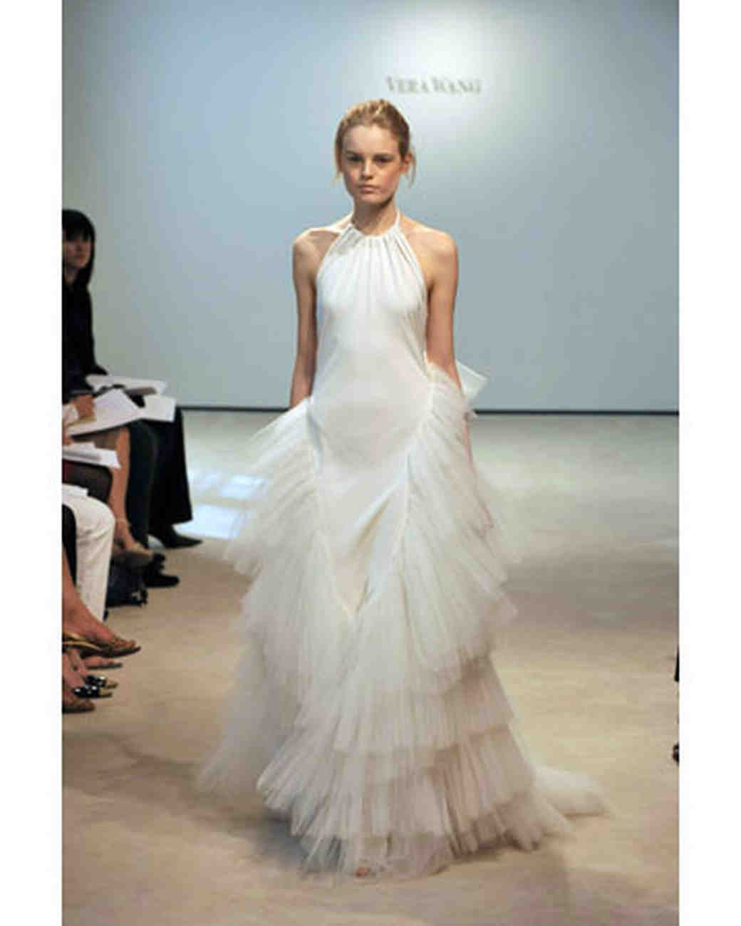 Vera Wang, Fall 2008 Bridal Collection | Martha Stewart Weddings