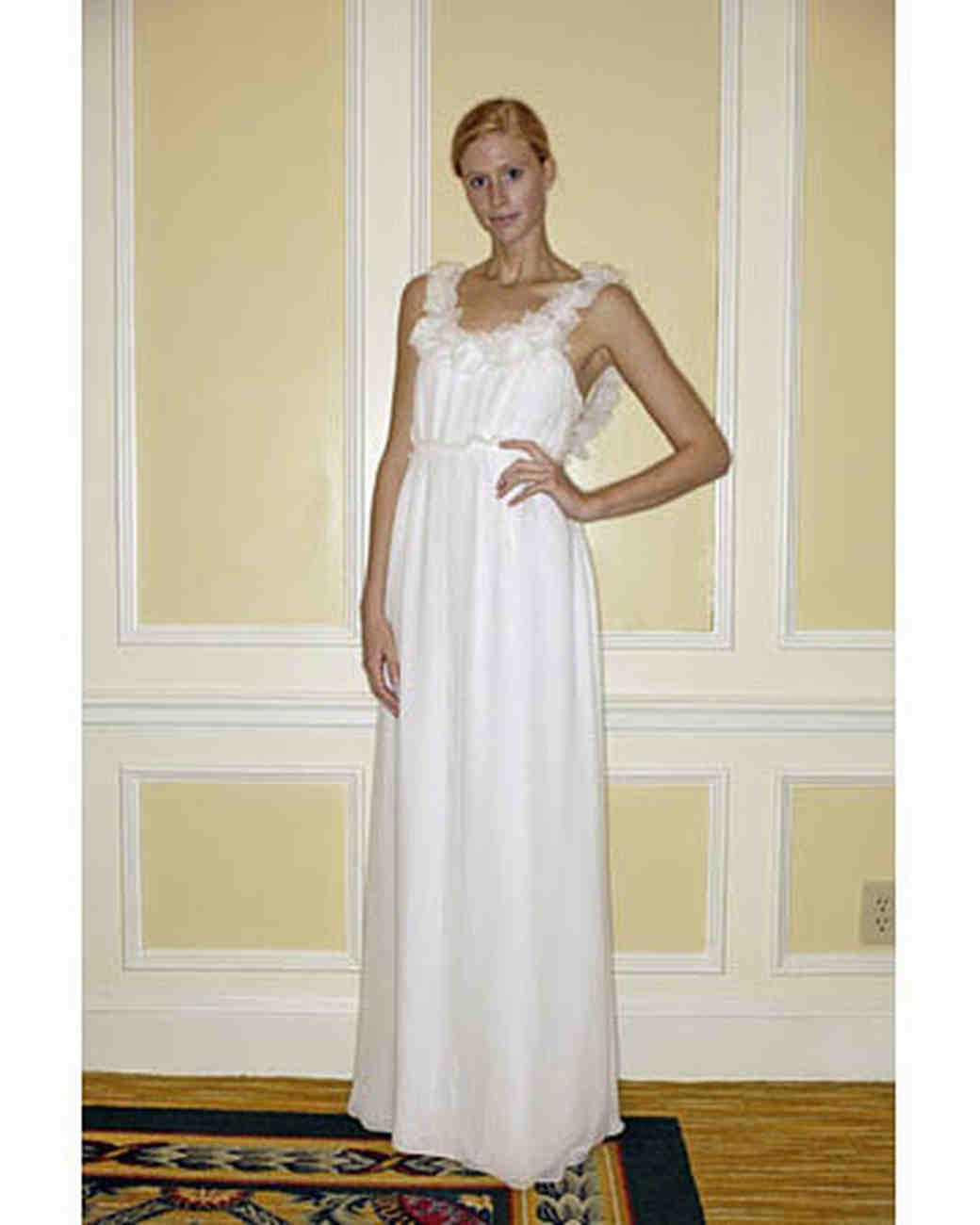 Lela Rose, Spring 2008 Bridal Collection