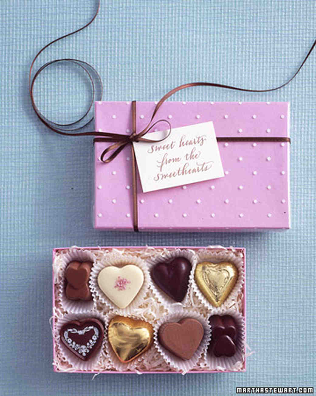 Diy Wedding Favors To Craft For Valentine S Day Or Any Martha Weddings