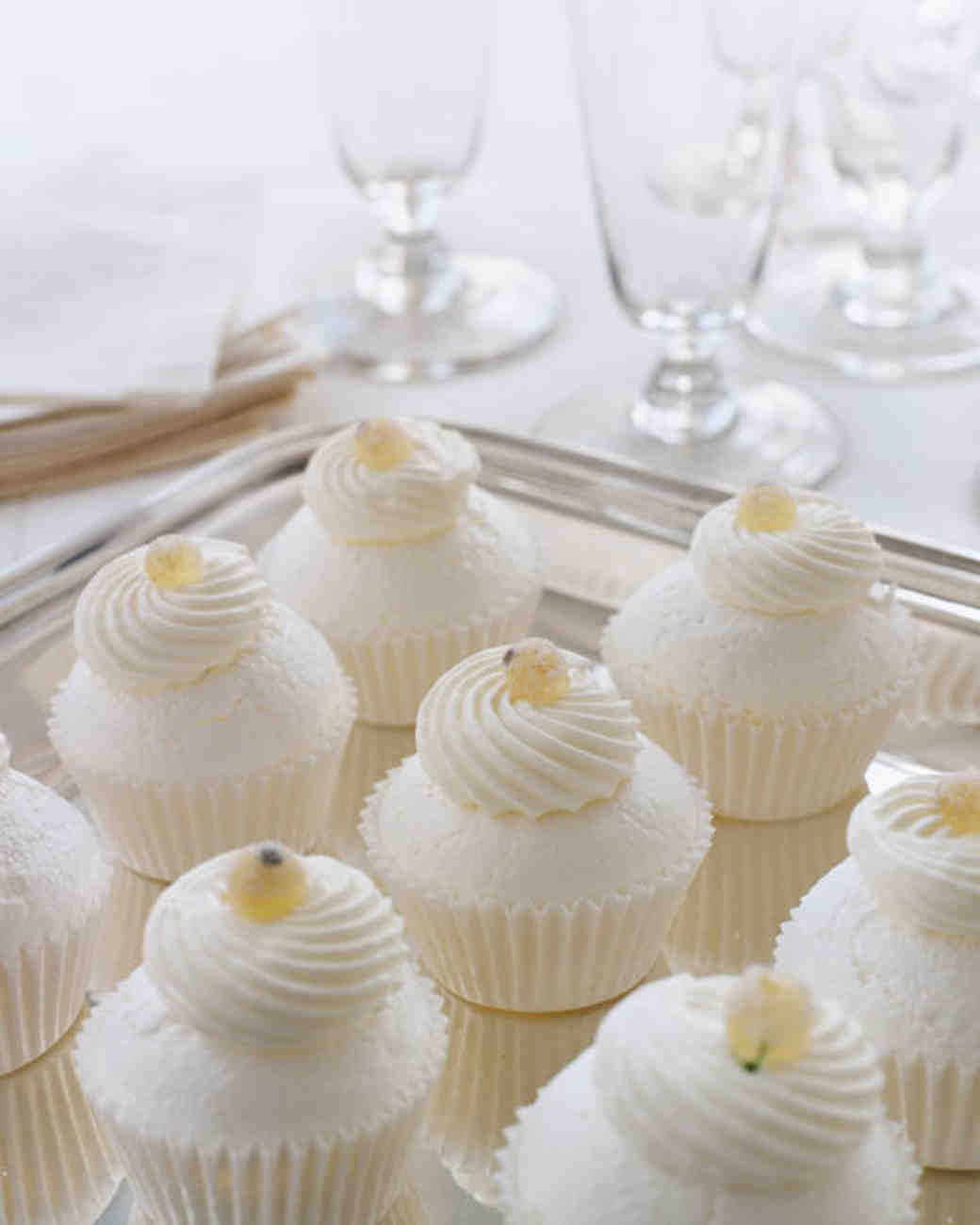 Wedding Cupcake Ideas | Martha Stewart Weddings