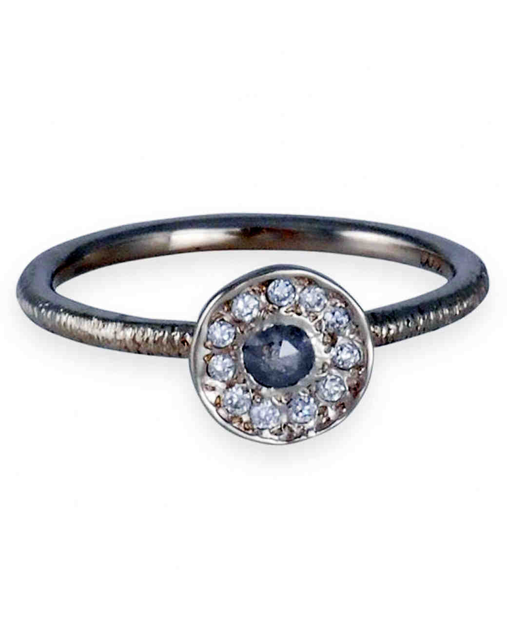 engagement rings under 1000 yes really for the one of a kind bride martha stewart weddings - Wedding Rings Under 1000