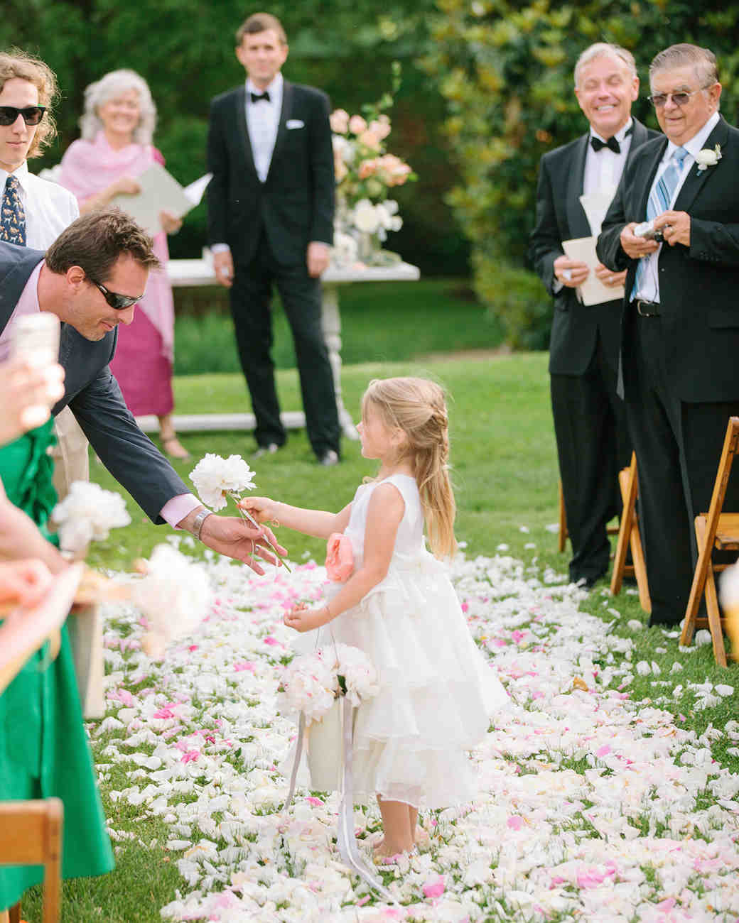 wedding ideas for flower girls the best dressed flower from real weddings martha 28134