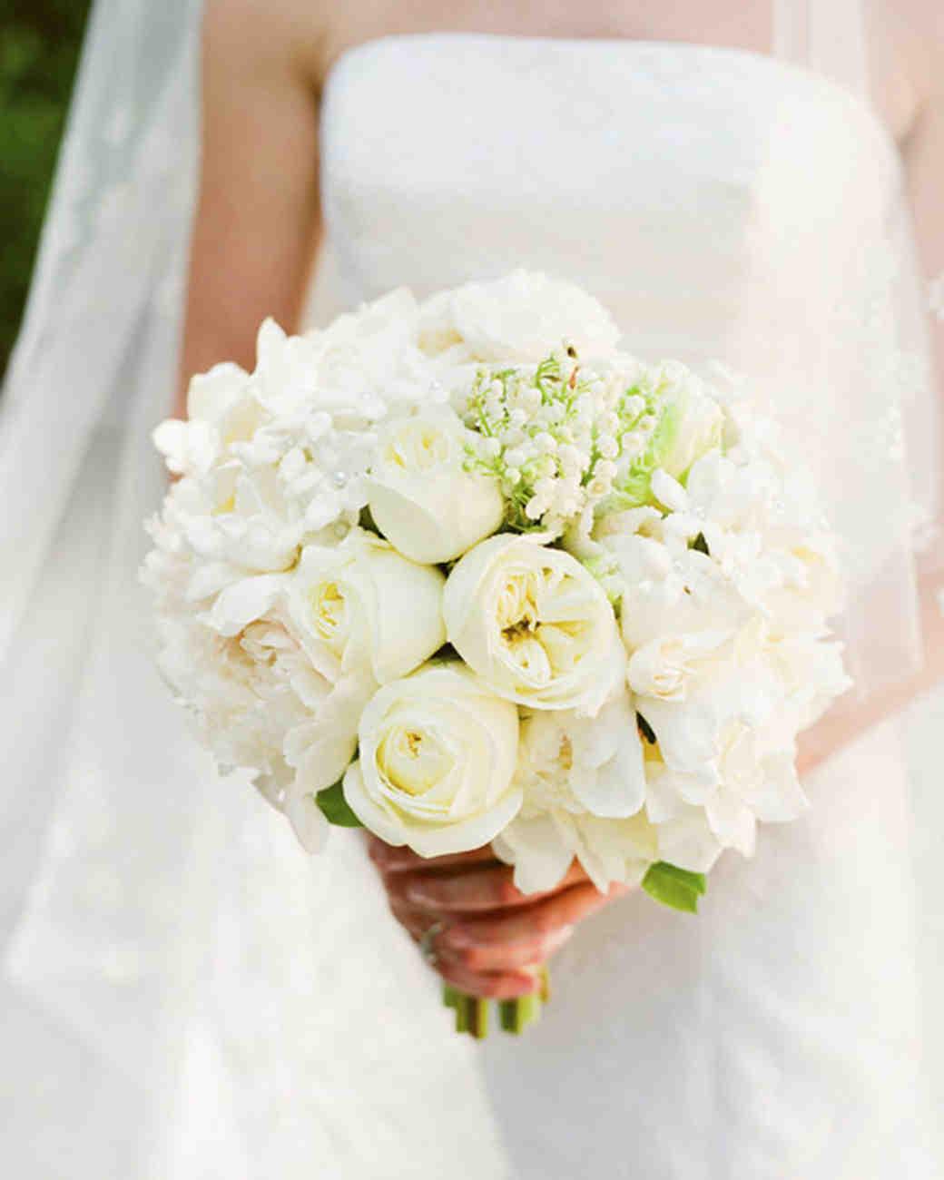 Real Weddings with White Ideas White Wedding