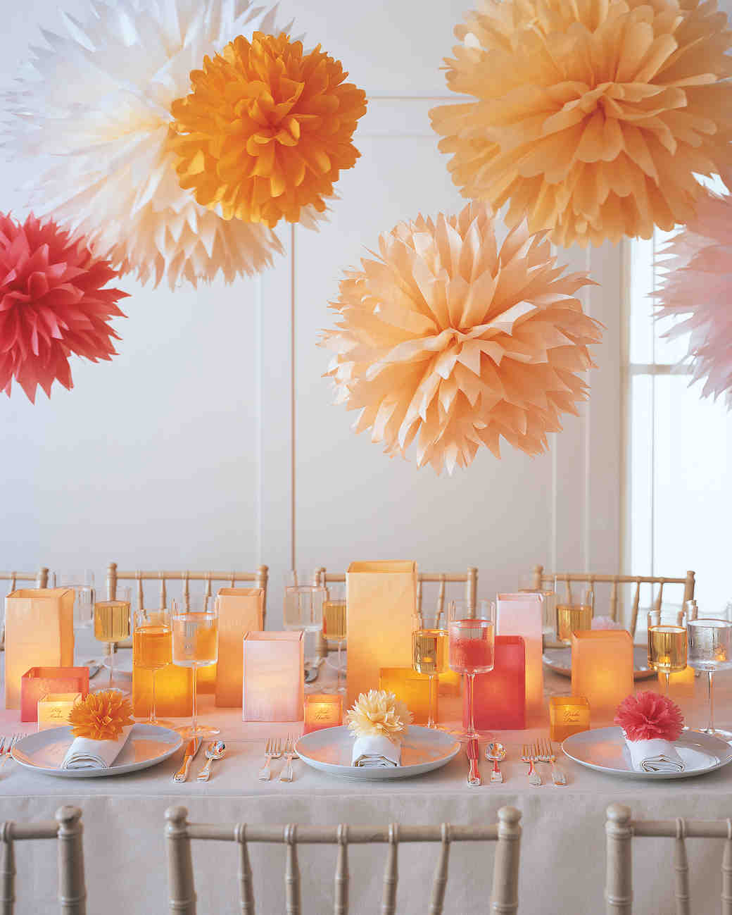 How to make paper and fabric flowers for your wedding martha how to make paper and fabric flowers for your wedding martha stewart weddings izmirmasajfo