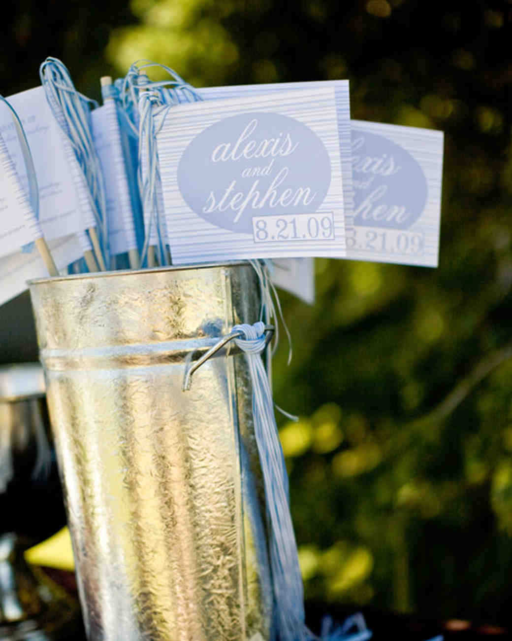 Unique Wedding Reception Program Ideas: Unique Wedding Ceremony Programs