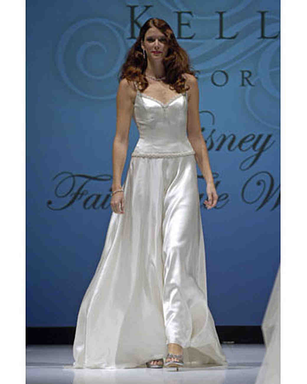 Kirstie Kelly for Disney, Spring 2008 | Martha Stewart Weddings