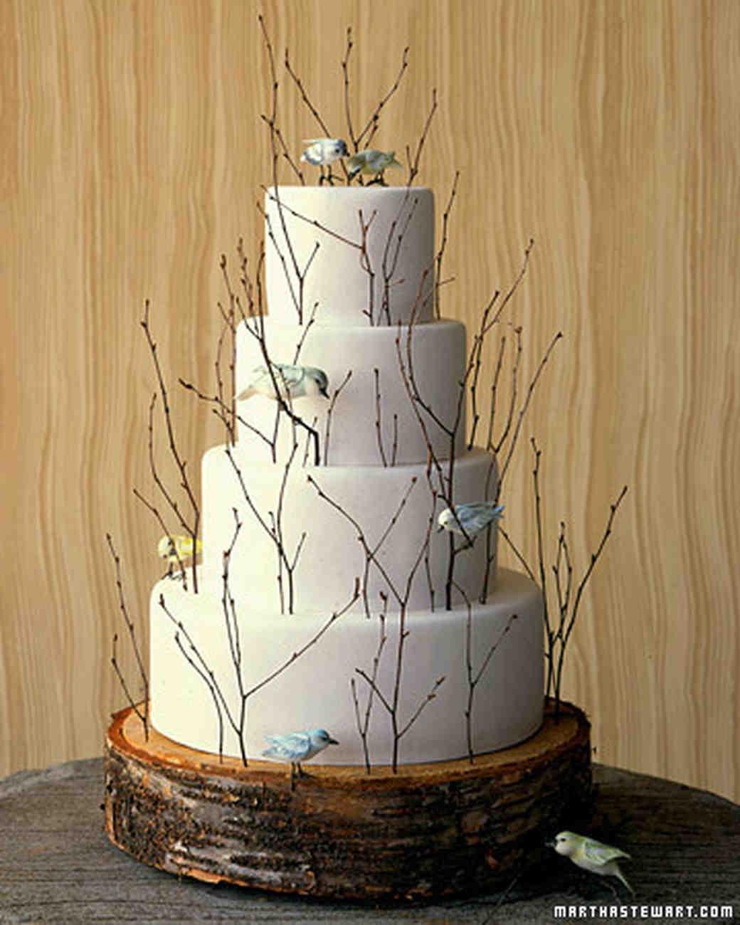 Twigs And Branches Wedding Ideas Martha Stewart Weddings