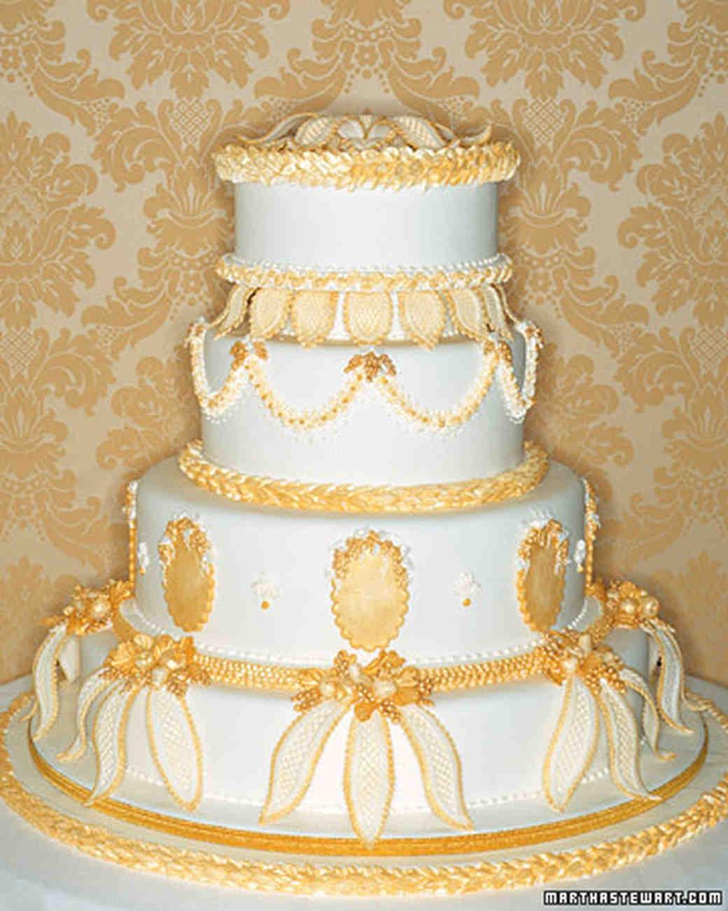 Baroque Cake