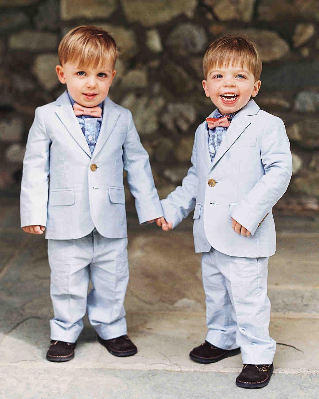Kid Wedding Guests