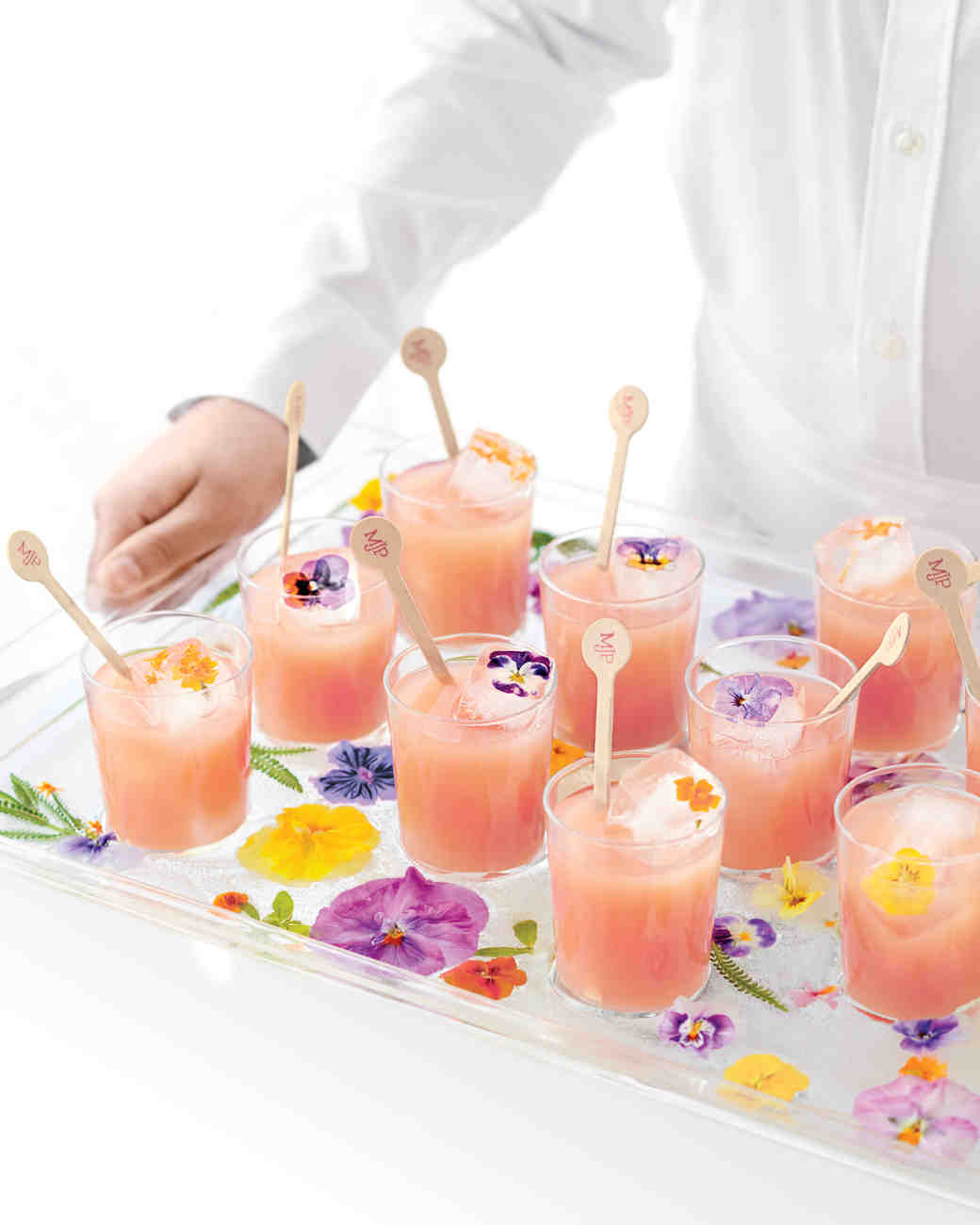 Wedding Drinks Ideas: DIY Summer Wedding Ideas