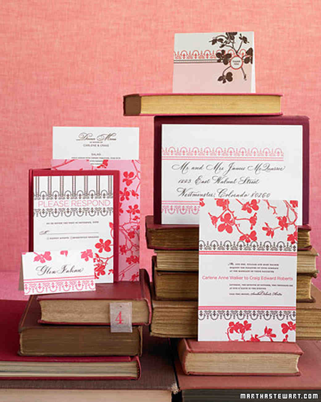 46 guest books from real weddings martha stewart weddings