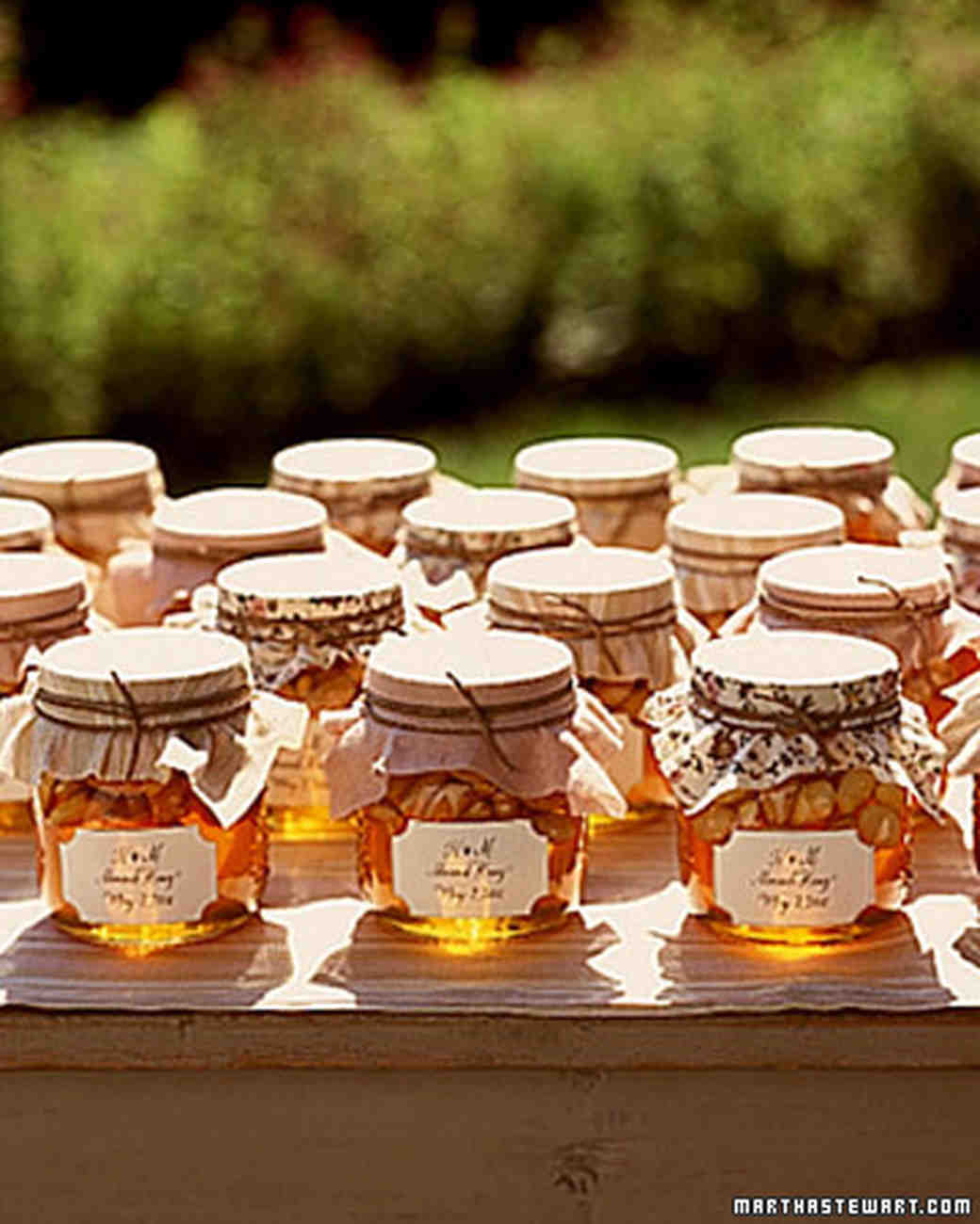 Wedding Favors: Good Things: Wedding Favors