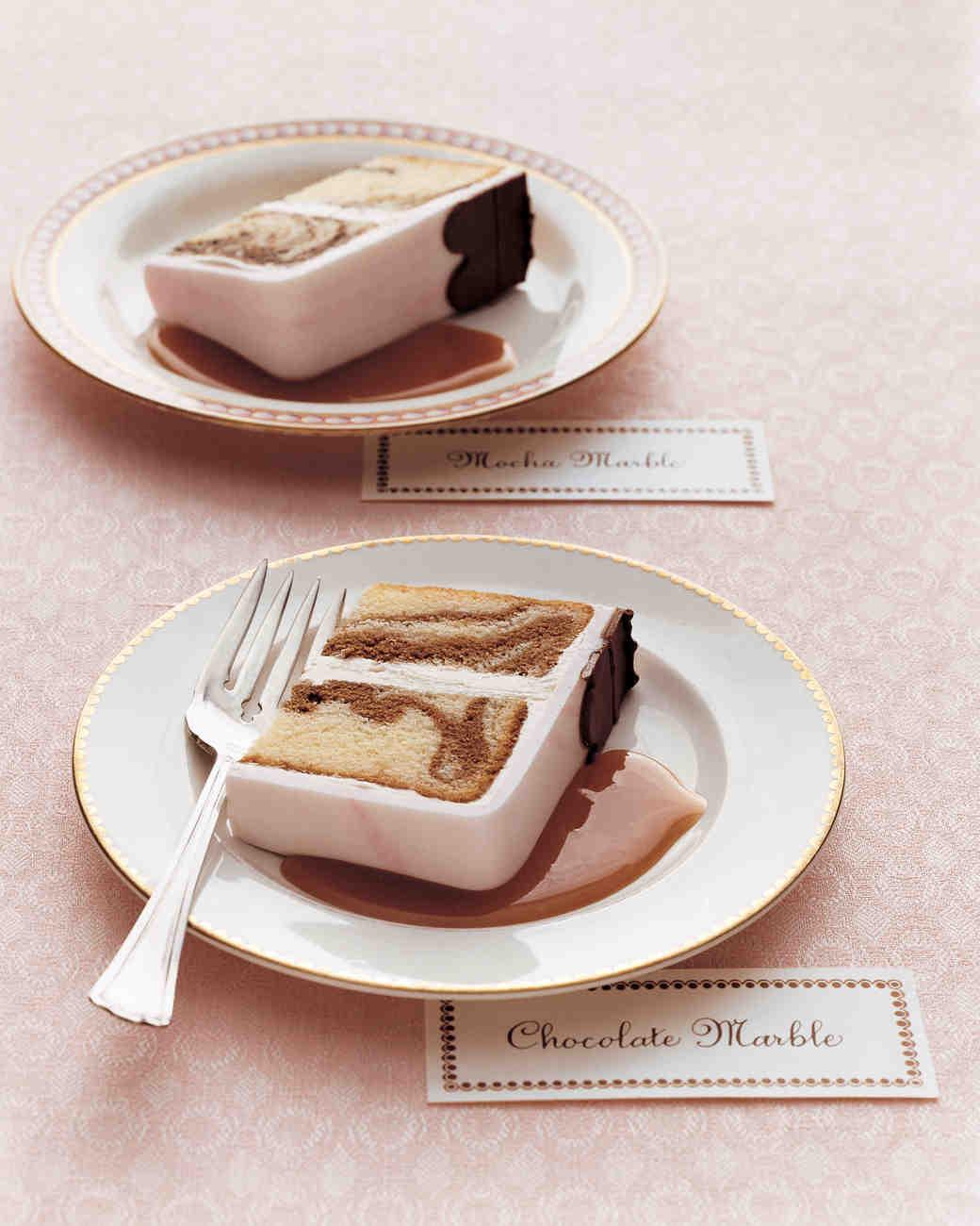 3 layer marble cake recipe