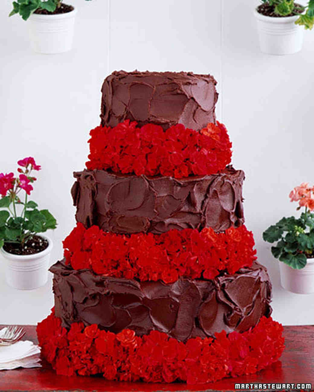 chocolate icing for wedding cake recipe chocolate cakes s food cake recipe martha stewart 12719