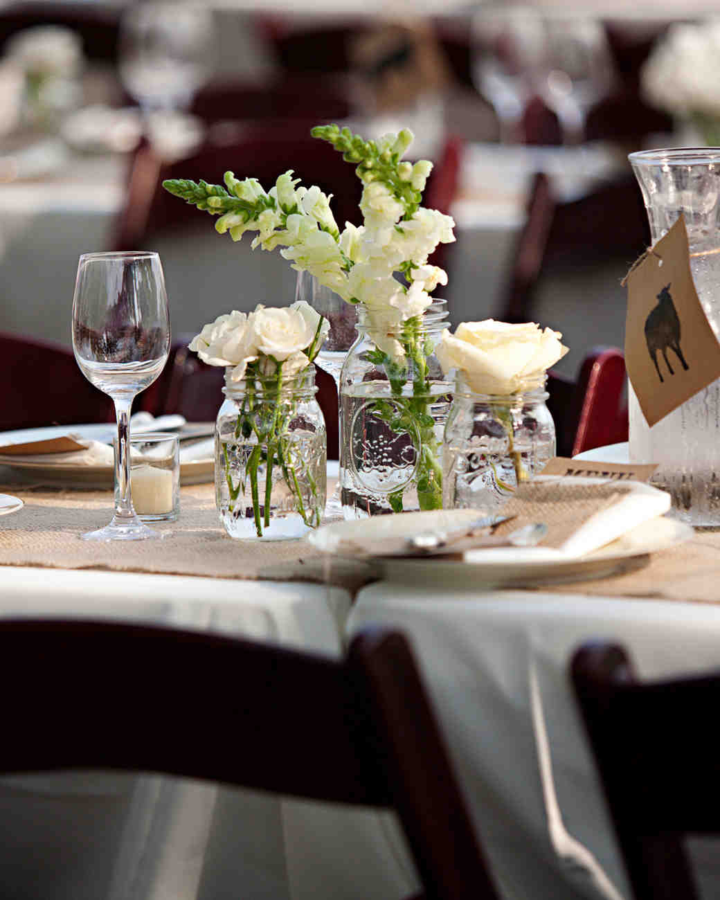 Elegant Centerpieces: 36 Simple Wedding Centerpieces