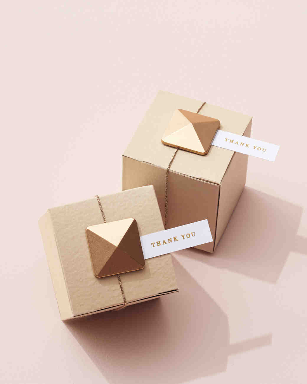 Studded Gift Box & 40 Gift-Box Ideas to Hold Your Wedding Favors in Style | Martha ...
