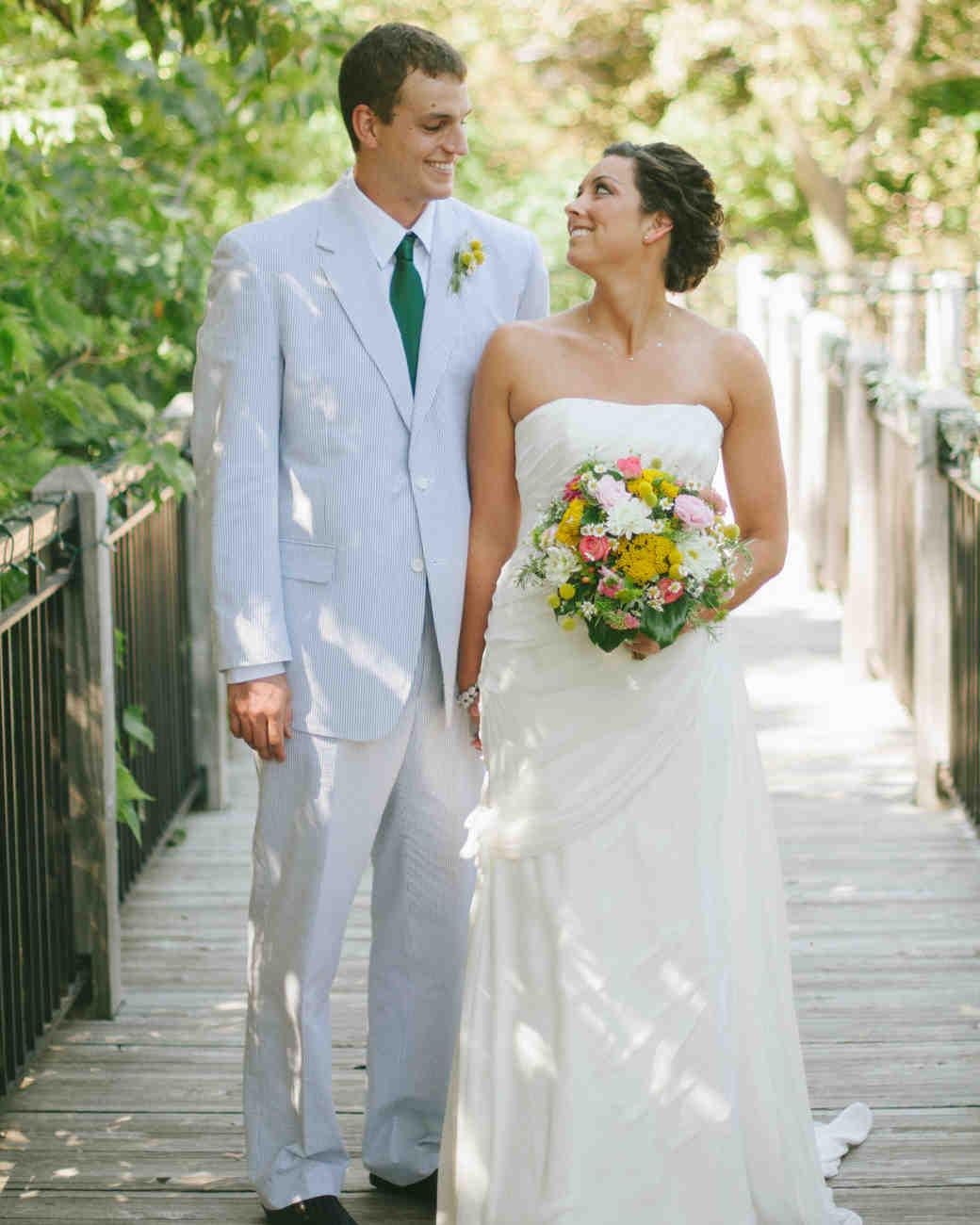 A Crafty Rustic Outdoor Wedding in Bellevue Nebraska Martha