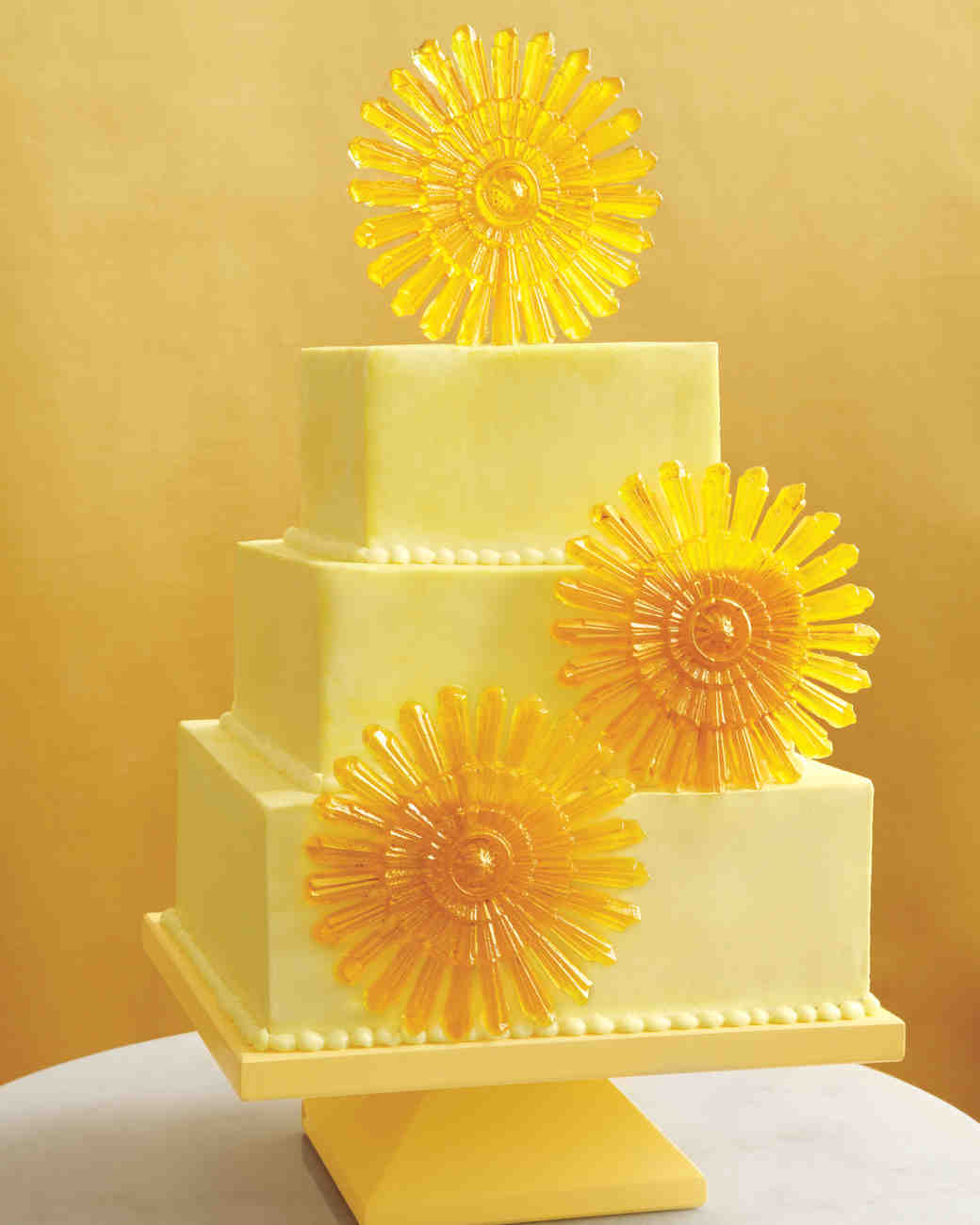 Good Things for Cakes | Martha Stewart Weddings