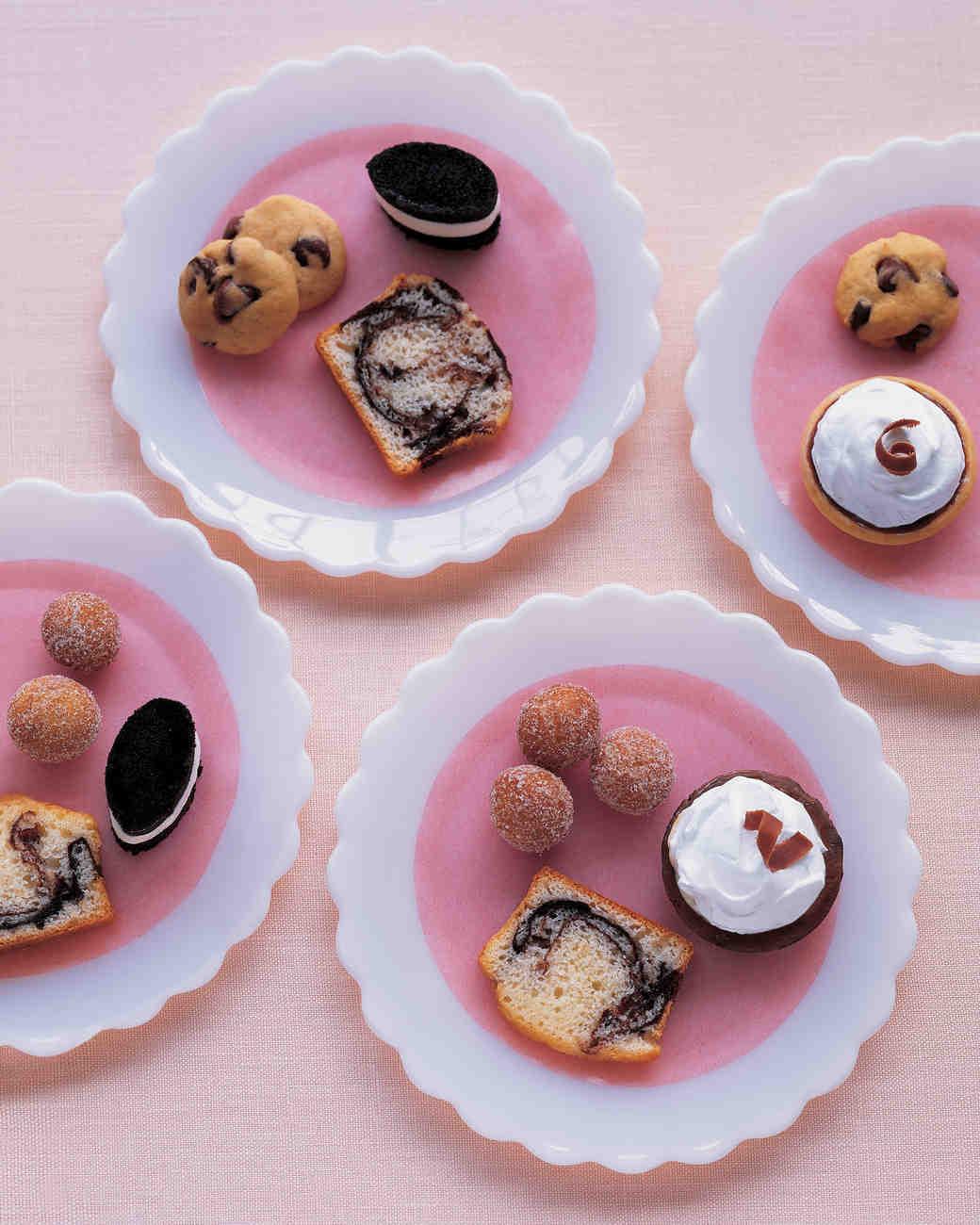 Cinnamon-Sugar Doughnut Holes
