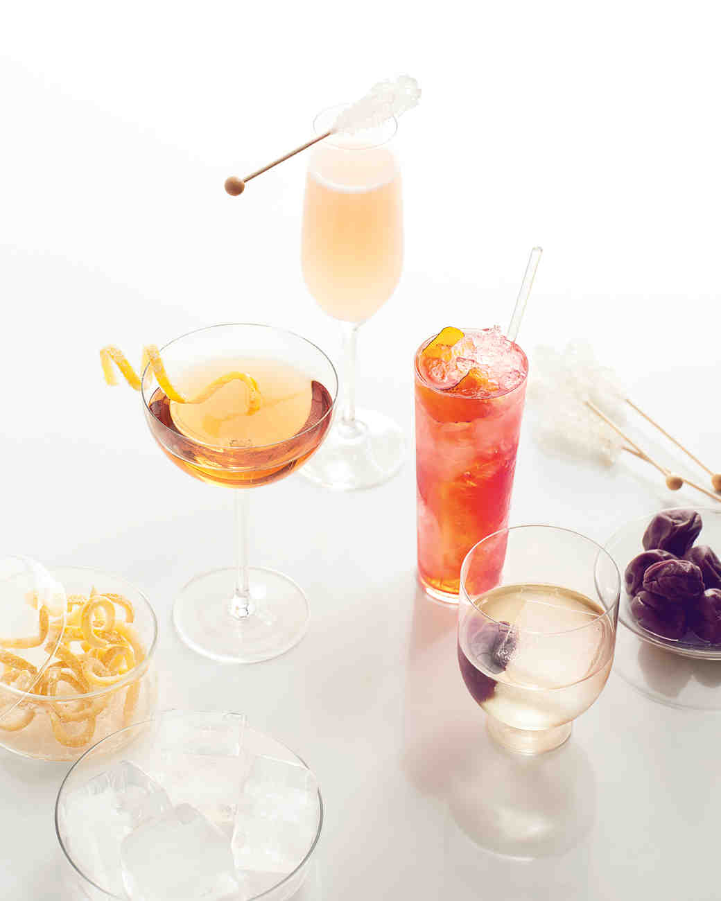 Summer Cocktail Recipes To Create A Stir At Your Wedding Martha