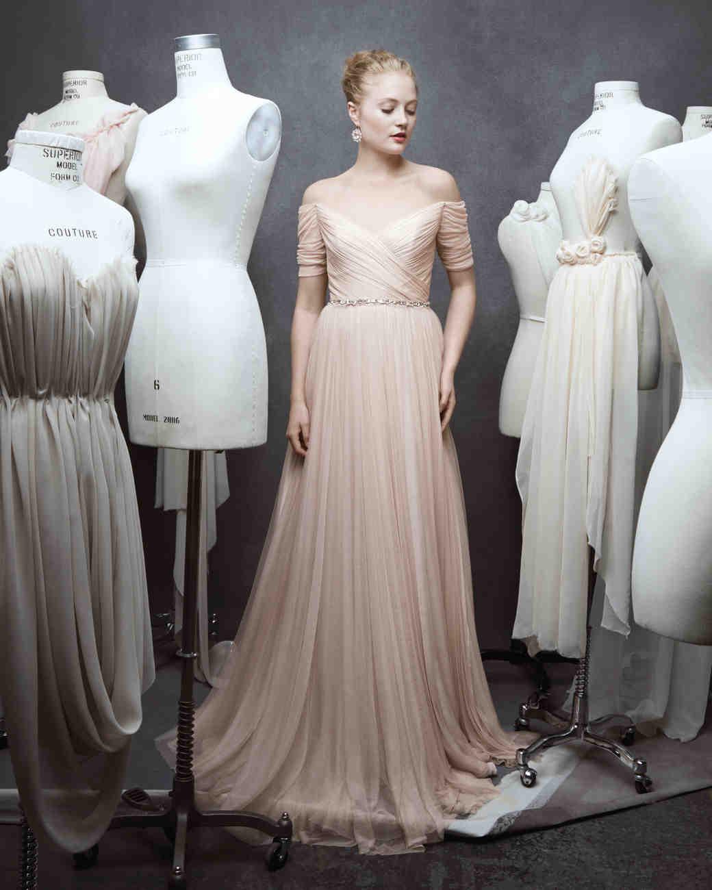13 Amazing Wedding Dress Details Martha Stewart Weddings