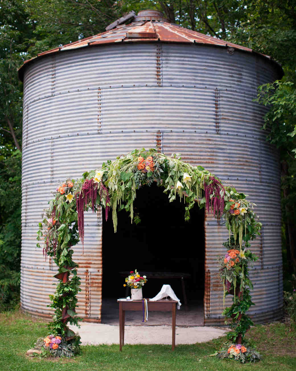 Country Rustic Wedding Altars: 59 Wedding Arches That Will Instantly Upgrade Your