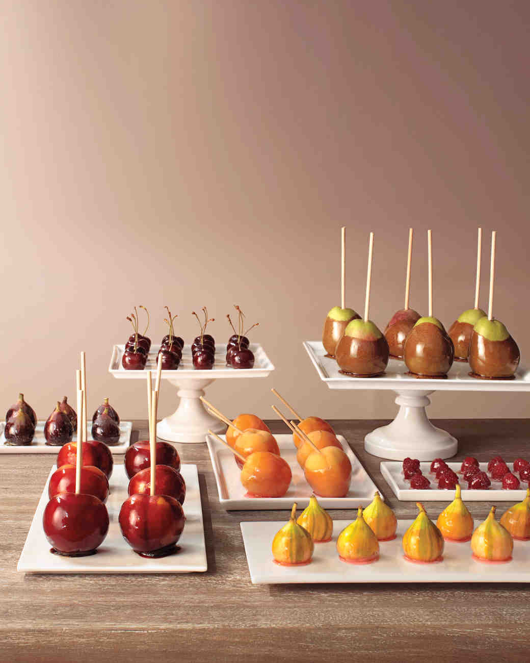 How to make candied fruits