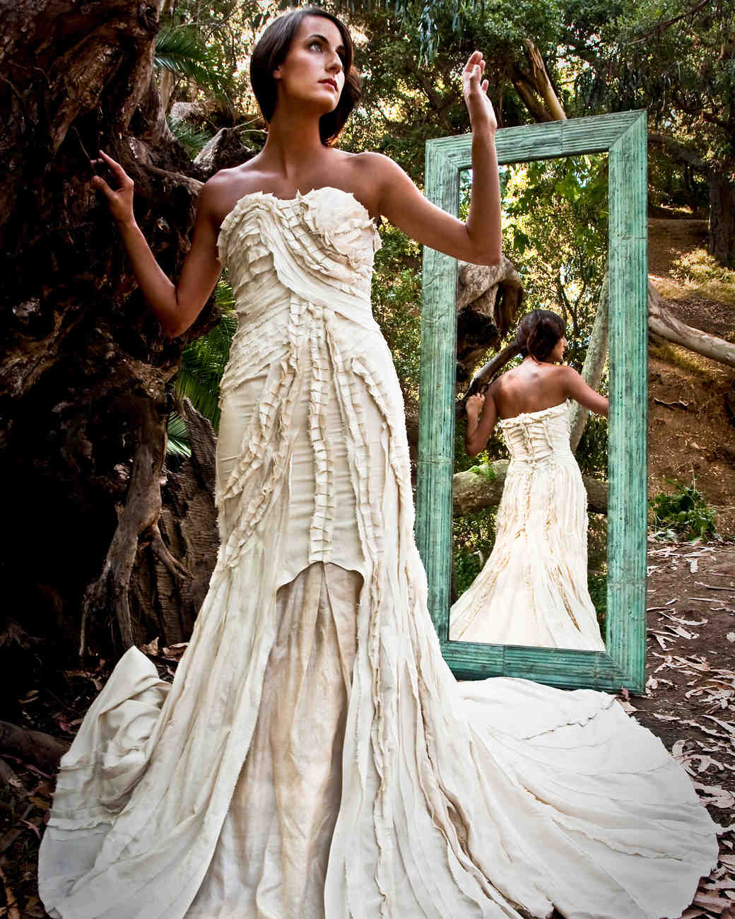 100 Green Wedding Dresses