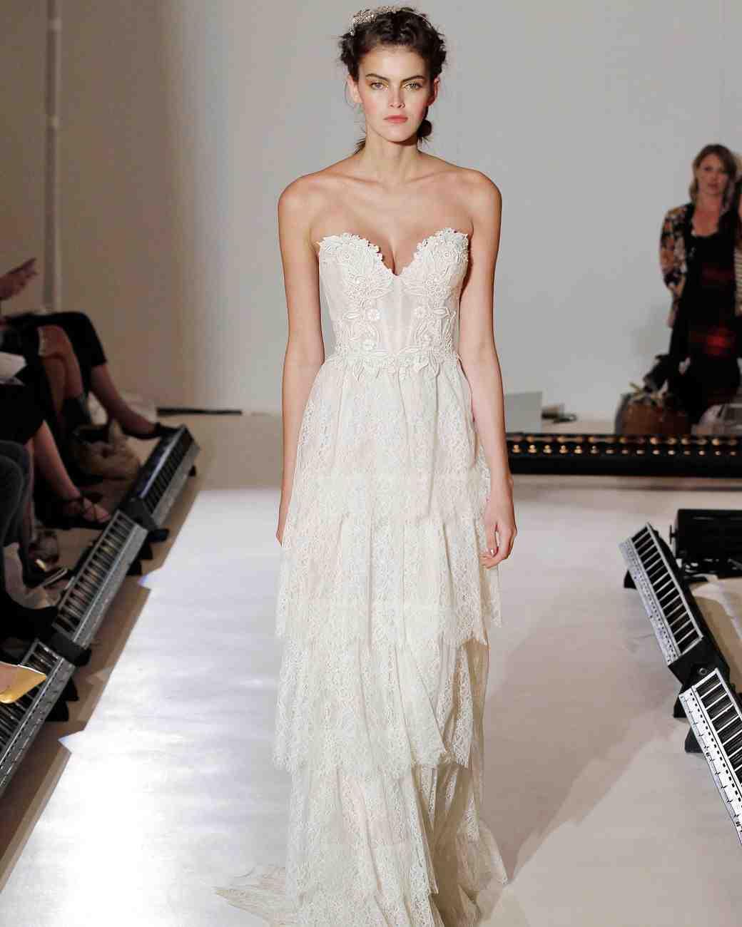3fea95f60c6 Lazaro Spring 2017 Wedding Dress Collection