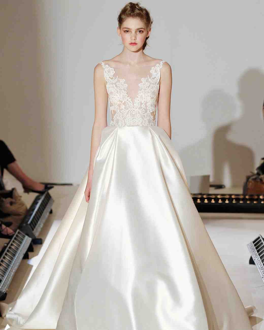 Lazaro spring 2017 wedding dress collection martha stewart weddings junglespirit Choice Image