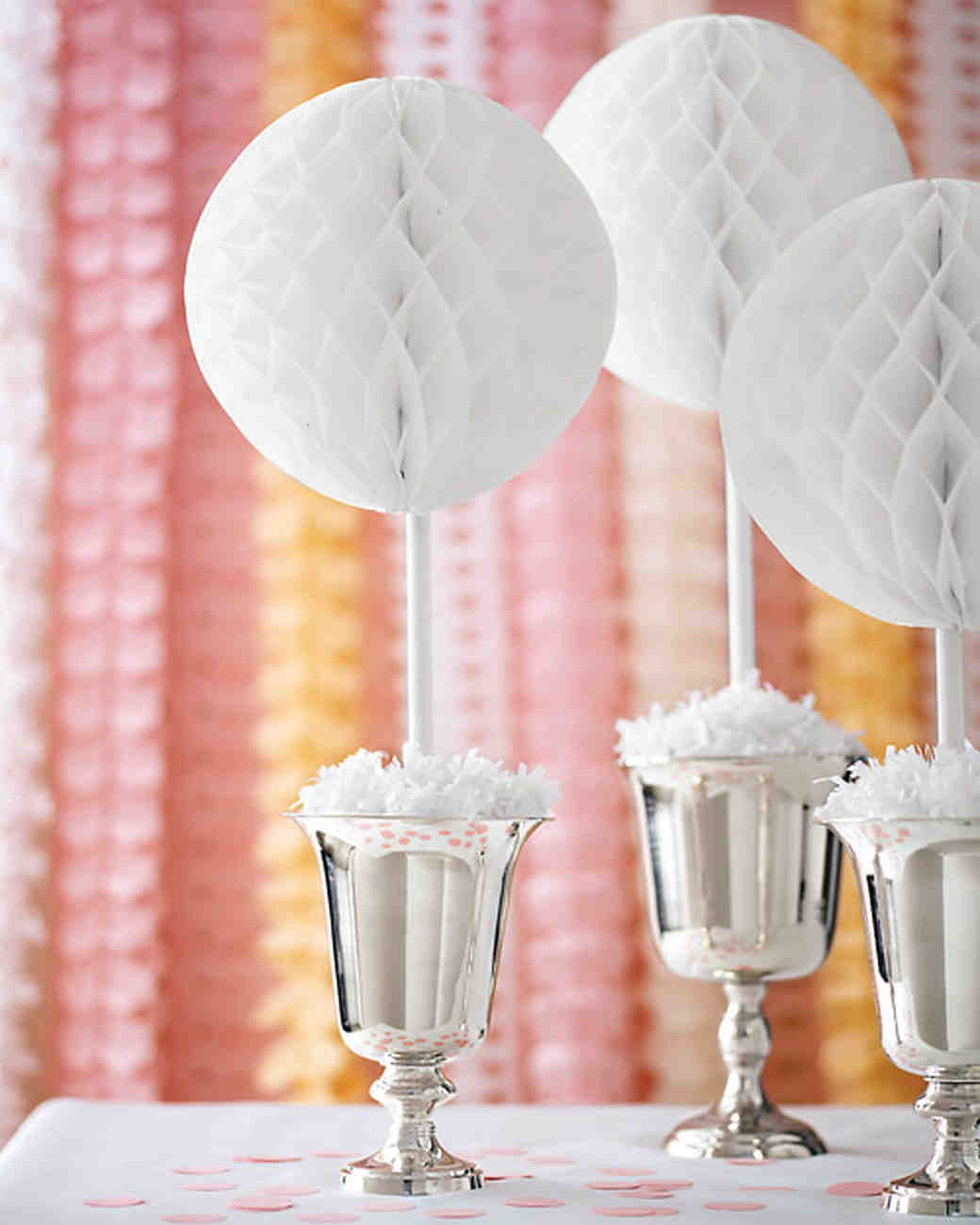 Pop-Up Party Decorations | Martha Stewart Weddings