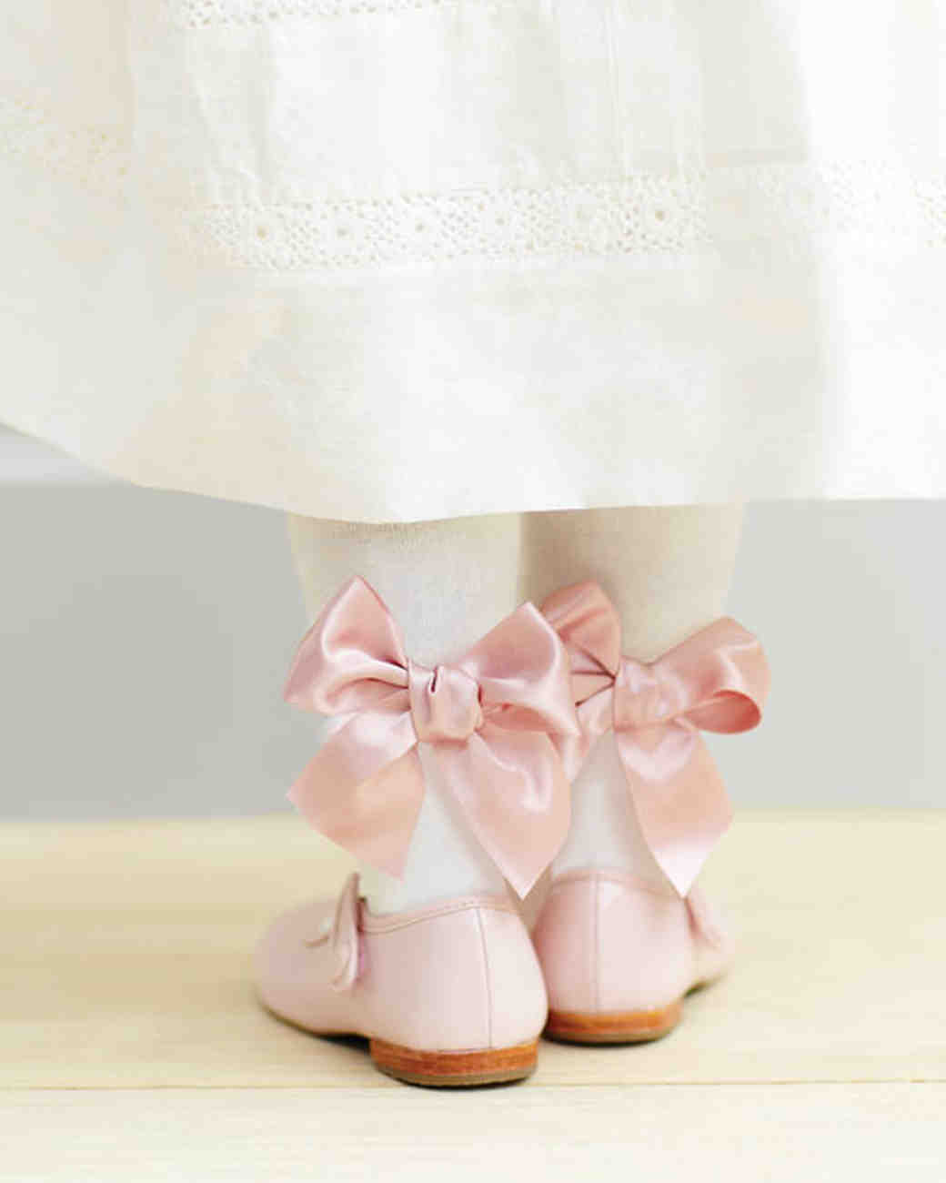 Flower Girl Accessories Little Ones Will Love Martha Stewart Weddings