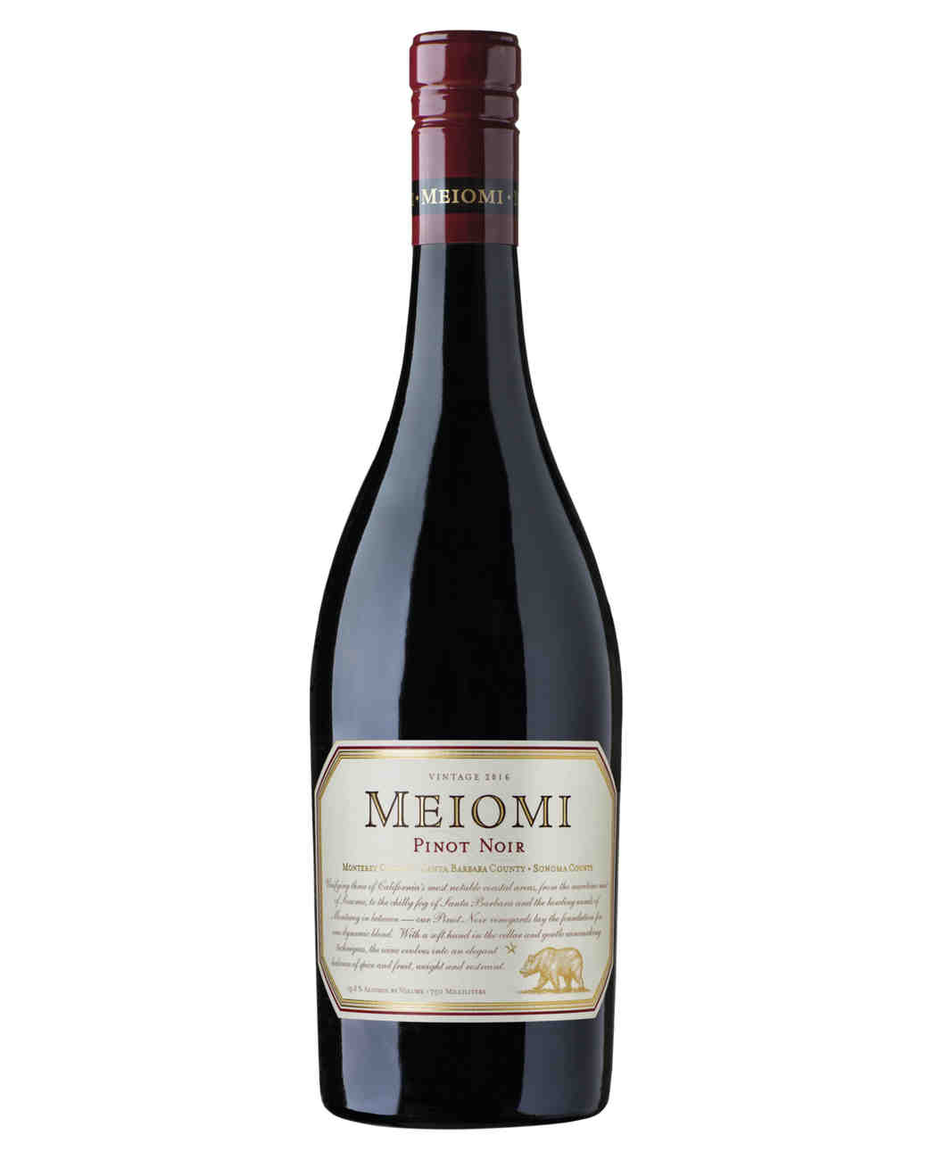 meiomi pinot noir red wine