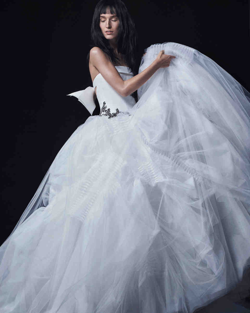 Vera Wang Fall 2016 Wedding Dress Collection | Martha Stewart Weddings