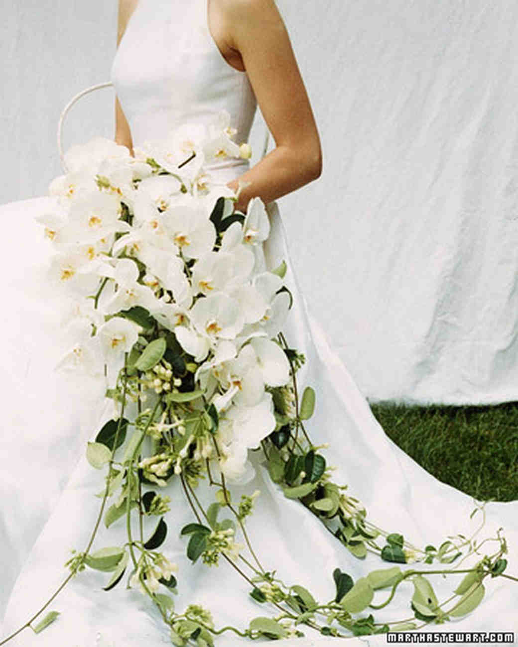 White wedding flowers martha stewart weddings mightylinksfo