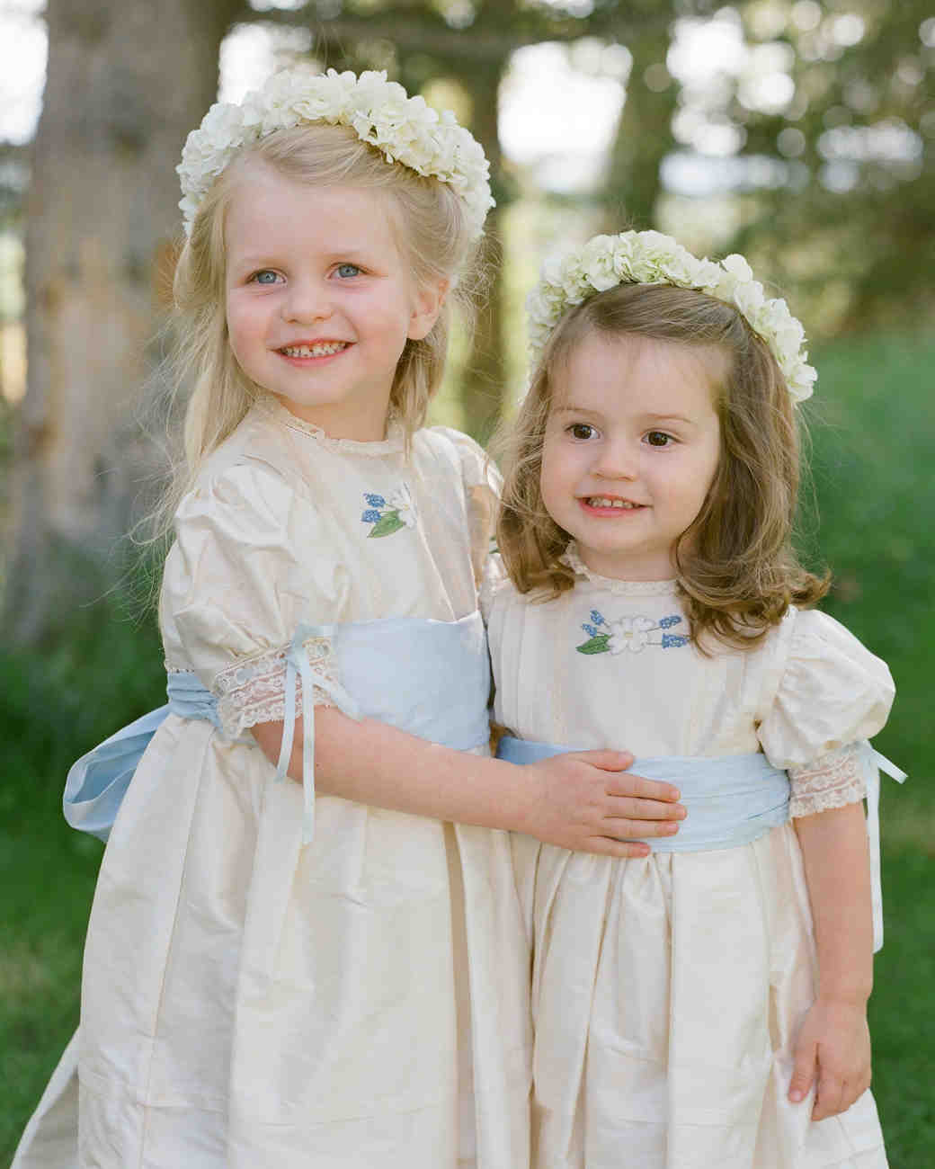 The best dressed flower girls from real weddings martha stewart the best dressed flower girls from real weddings martha stewart weddings izmirmasajfo Gallery