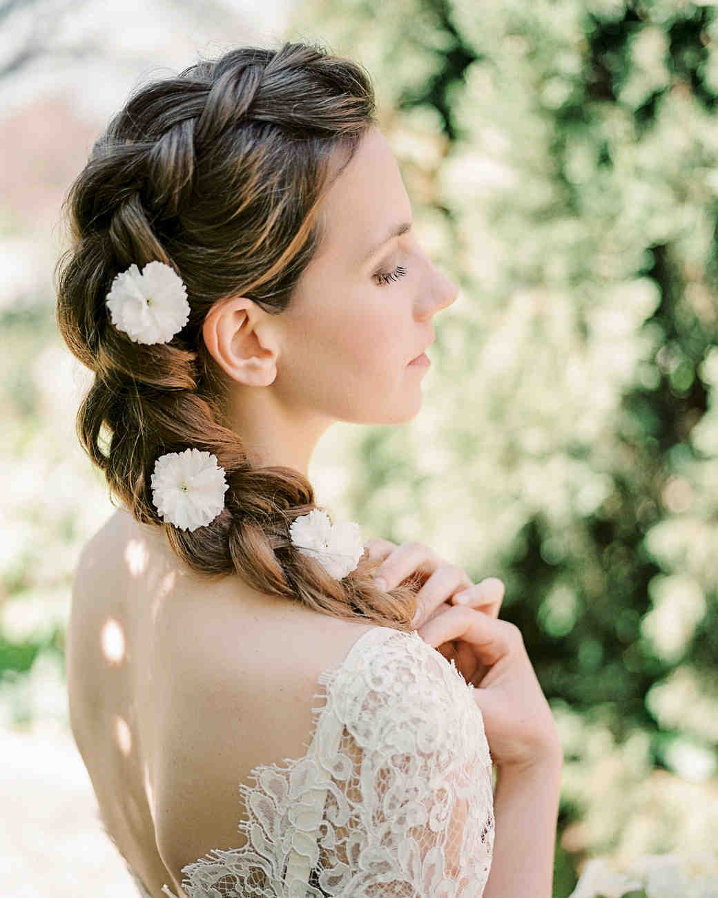 Braided Wedding Hair: 25 Braided Wedding Hairstyles We Love