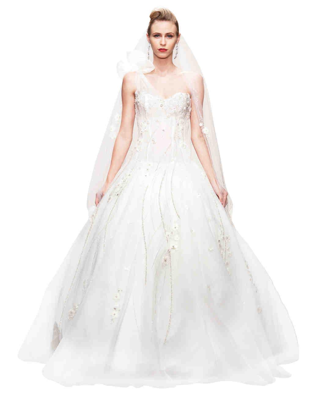 Designers\' Favorite Wedding Dresses | Martha Stewart Weddings