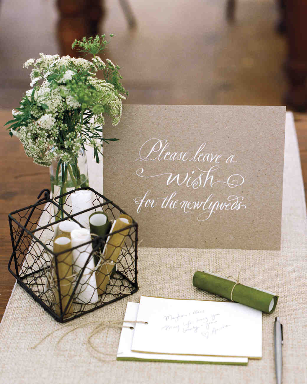 46 Guest Books from Real Weddings | Martha Stewart Weddings
