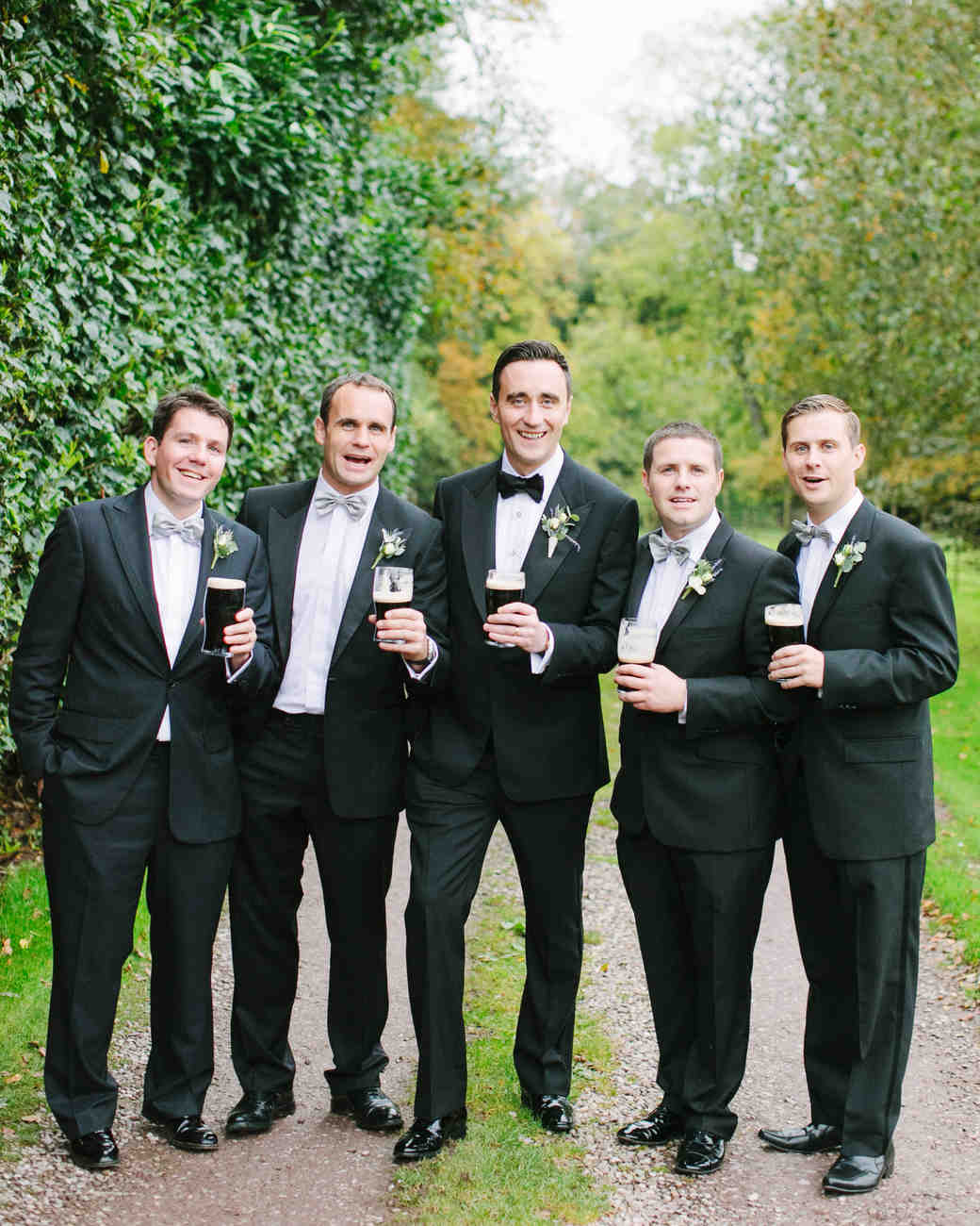 Your Bridesmaid And Groomsmen Etiquette Questions Answered Martha
