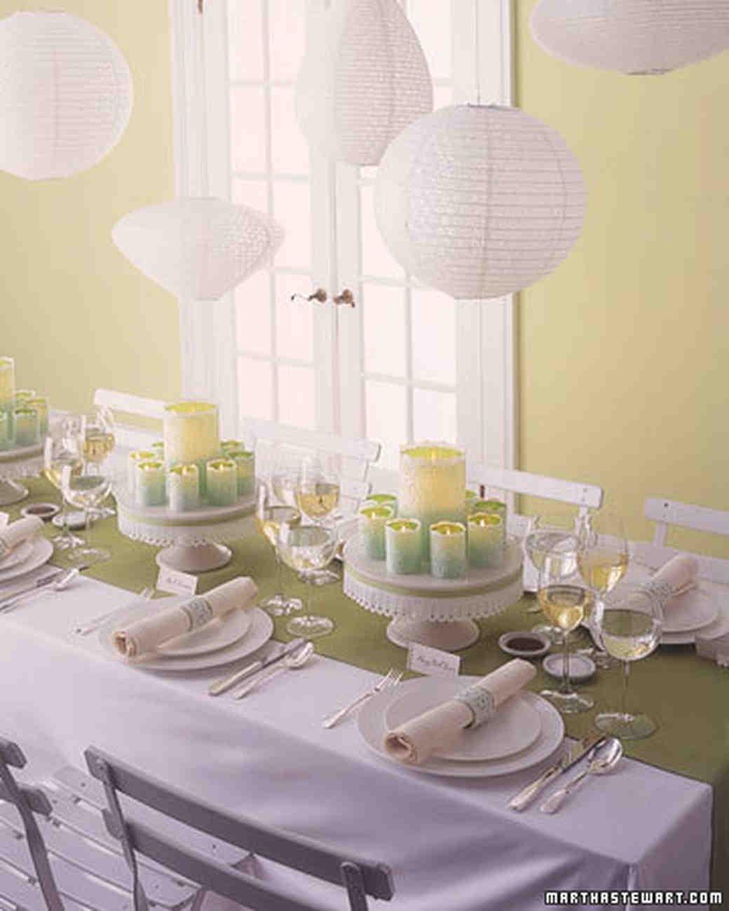 Martha Stewart Weddings: Lace-Inspired Wedding Ideas