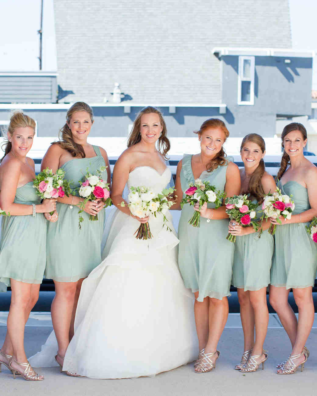 Bridesmaid dresses in same color different styles images bridesmaid dresses same color different styles gallery nautical wedding bridesmaid dresses image collections braidsmaid a blue ombrellifo Images