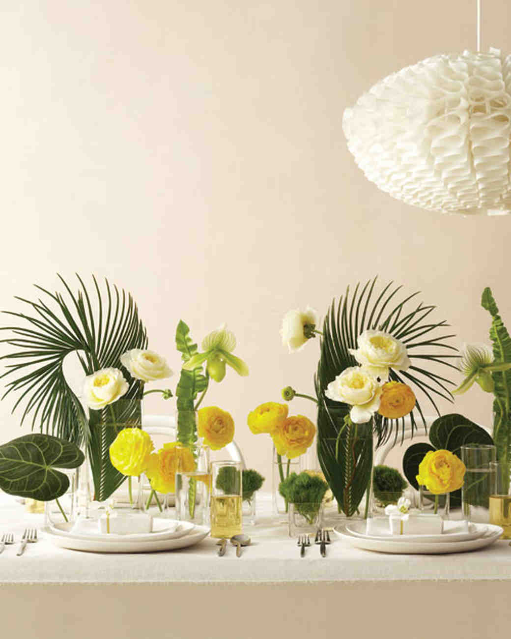 Beach Wedding Centerpieces Ideas: Beach Wedding Centerpieces