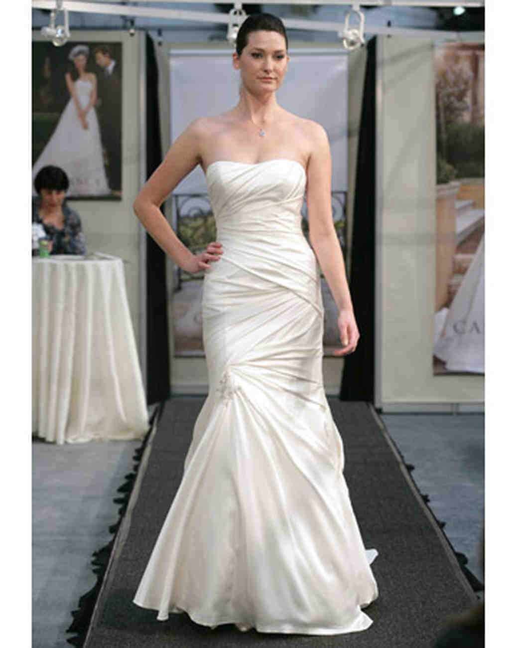 James Clifford Wedding Gowns: Trumpet Wedding Dresses From Spring 2012 Bridal Fashion