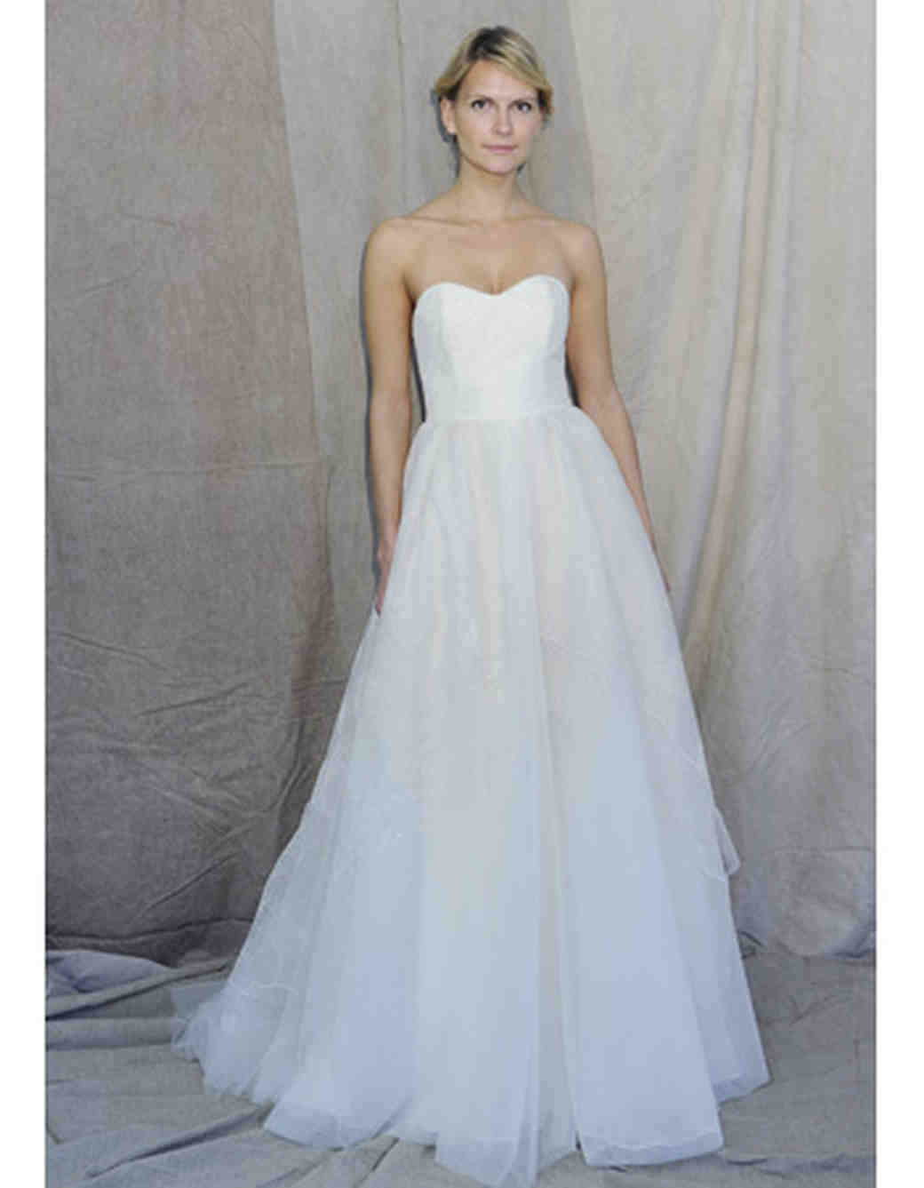 Lela Rose, Spring 2012 Collection | Martha Stewart Weddings