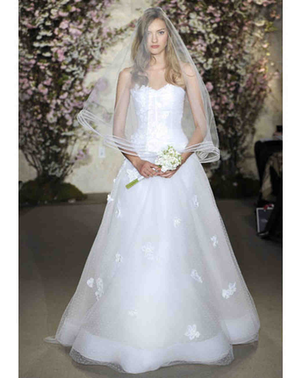 Oscar De La Renta Spring 2017 Wedding Dress Collection: Oscar De La Renta, Spring 2012 Collection
