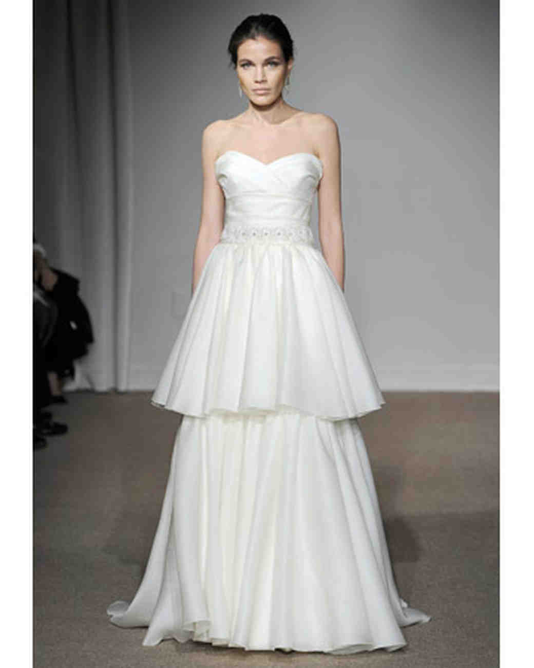 James Clifford Wedding Gowns: A-line Wedding Dresses From Spring 2012 Bridal Fashion