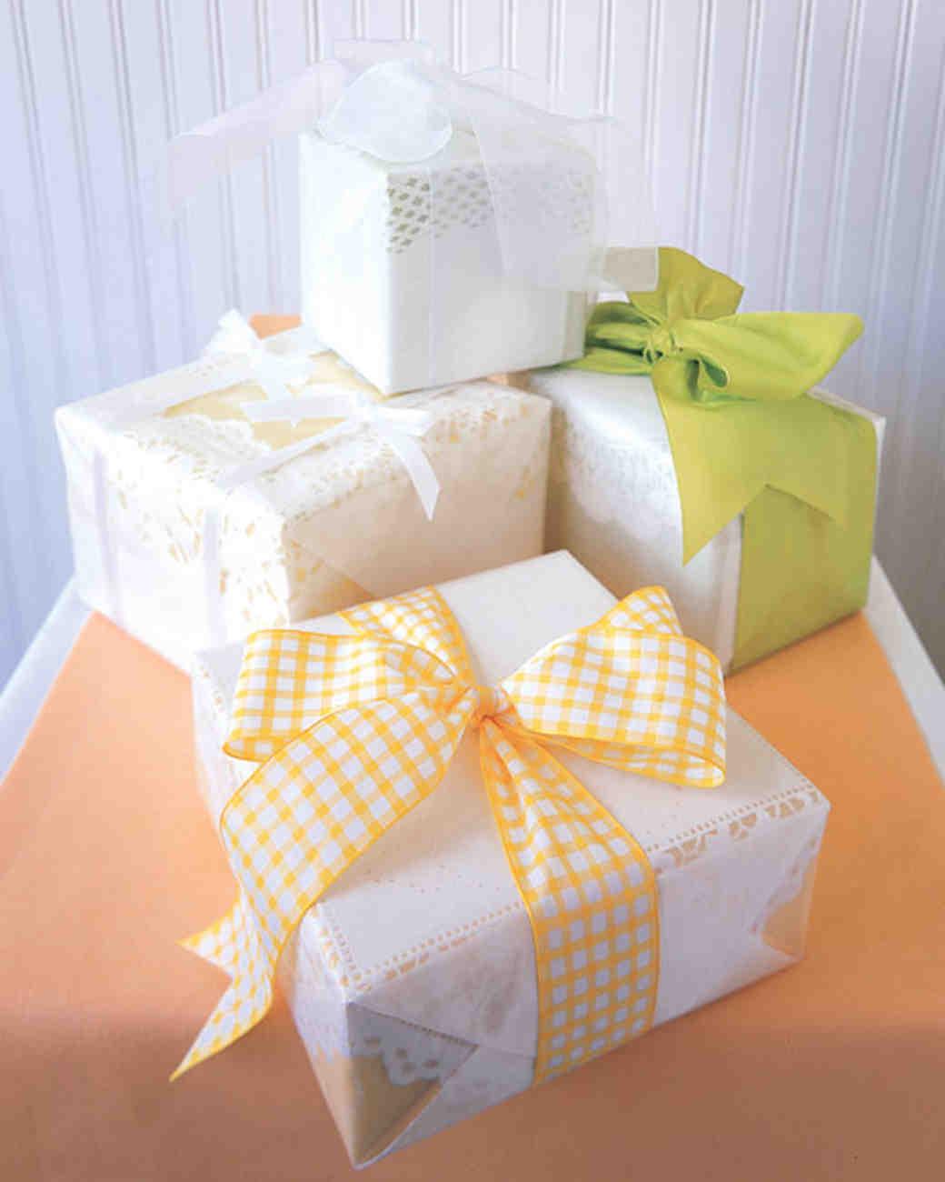 Wedding Gifts & Registry | Martha Stewart Weddings