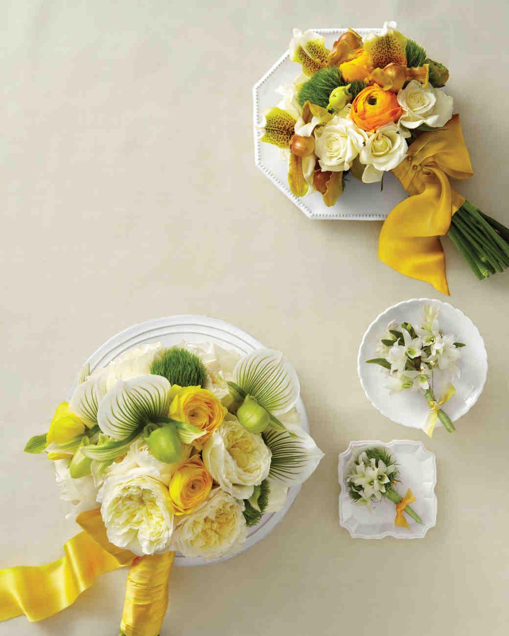 Exotic Wedding Flower Ideas | Martha Stewart Weddings
