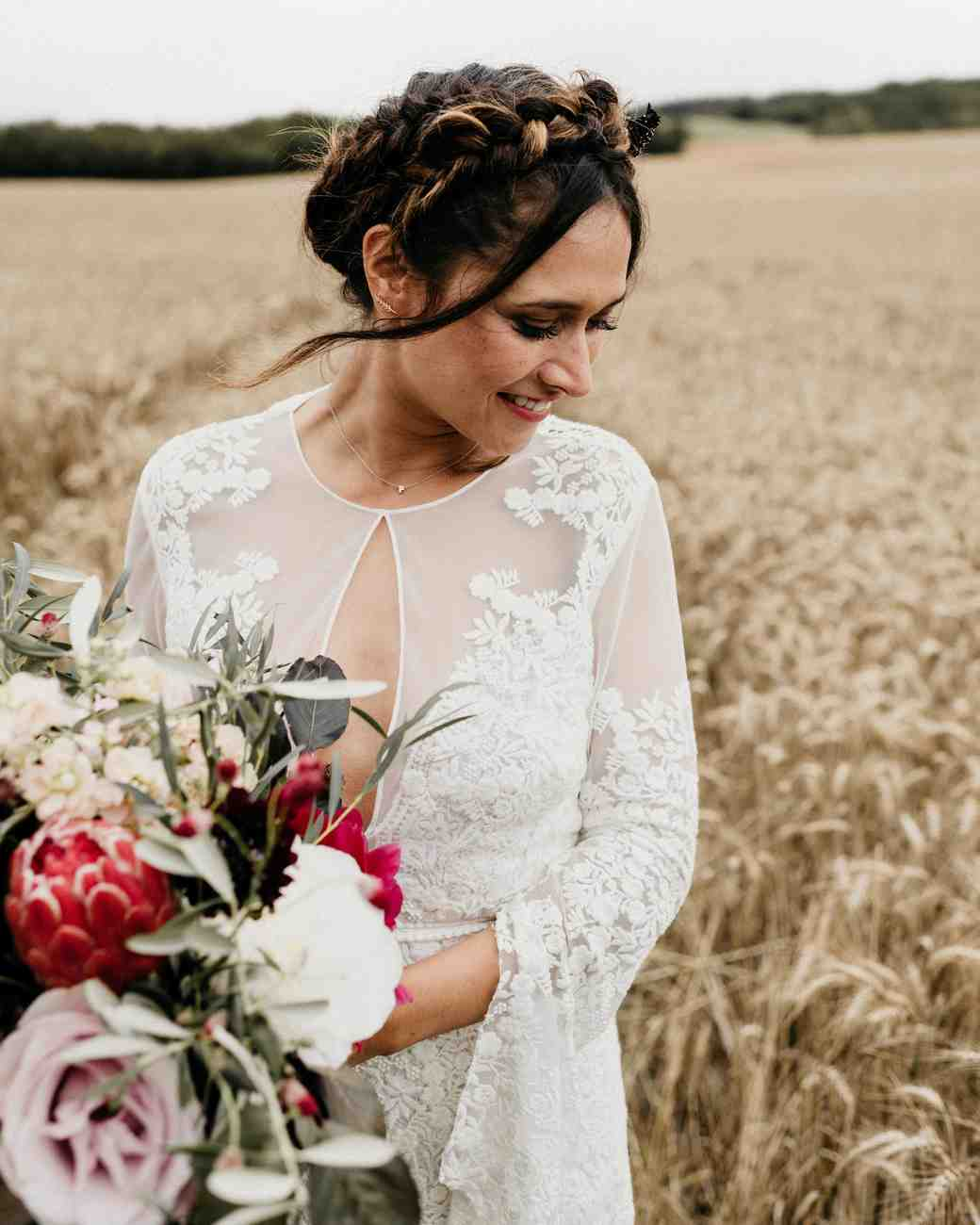 bridal updos lotts